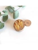 "Porte-monnaie en cuir "" Tulipe"""