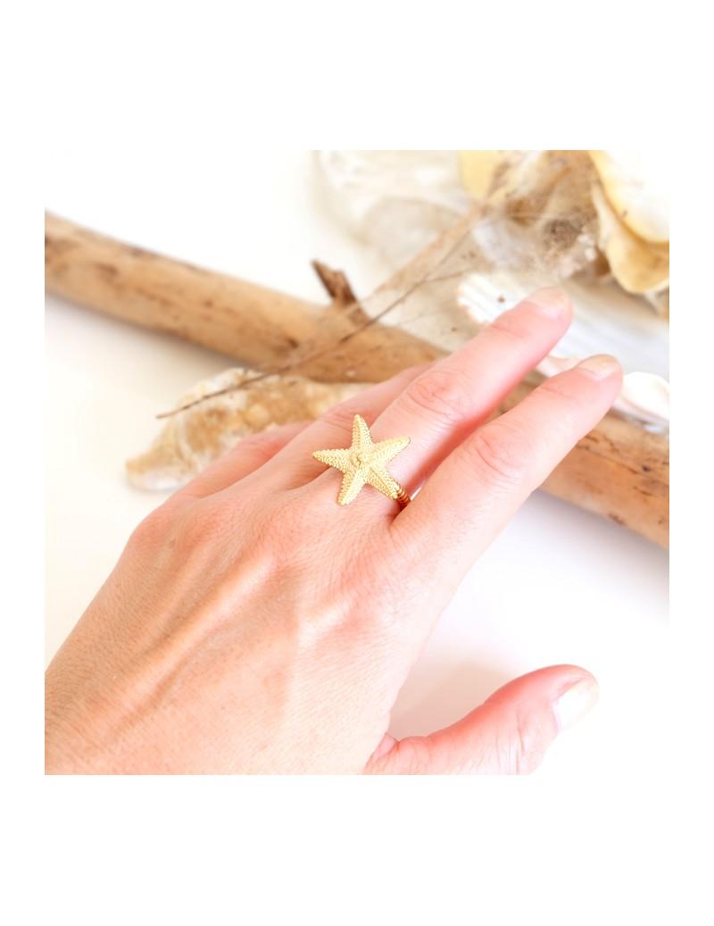 Starfish ring