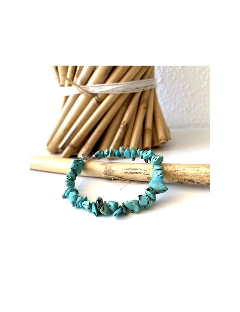 Turquoise natural stone...