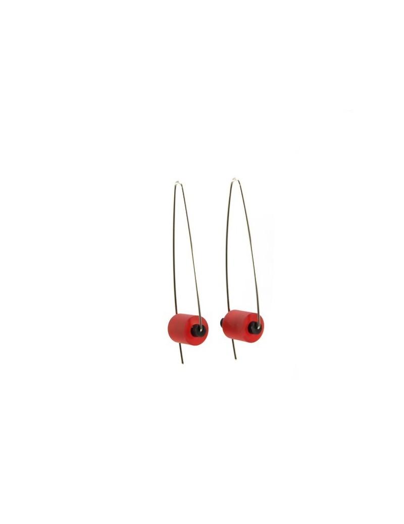 Boucles d'oreille originale...