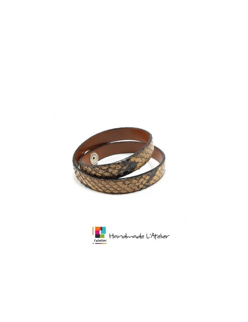 Bracelet double en python