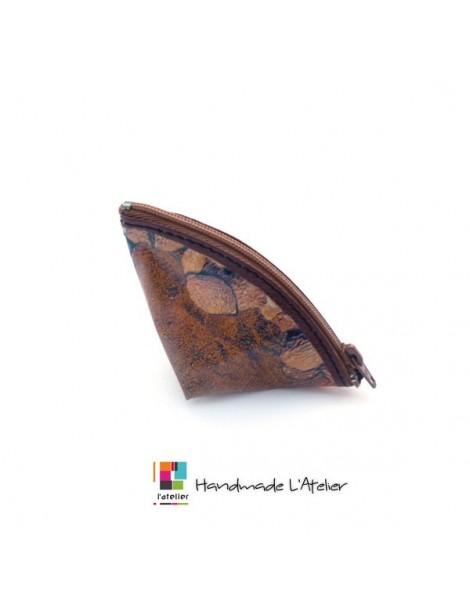 Foulard carré en soie coloré