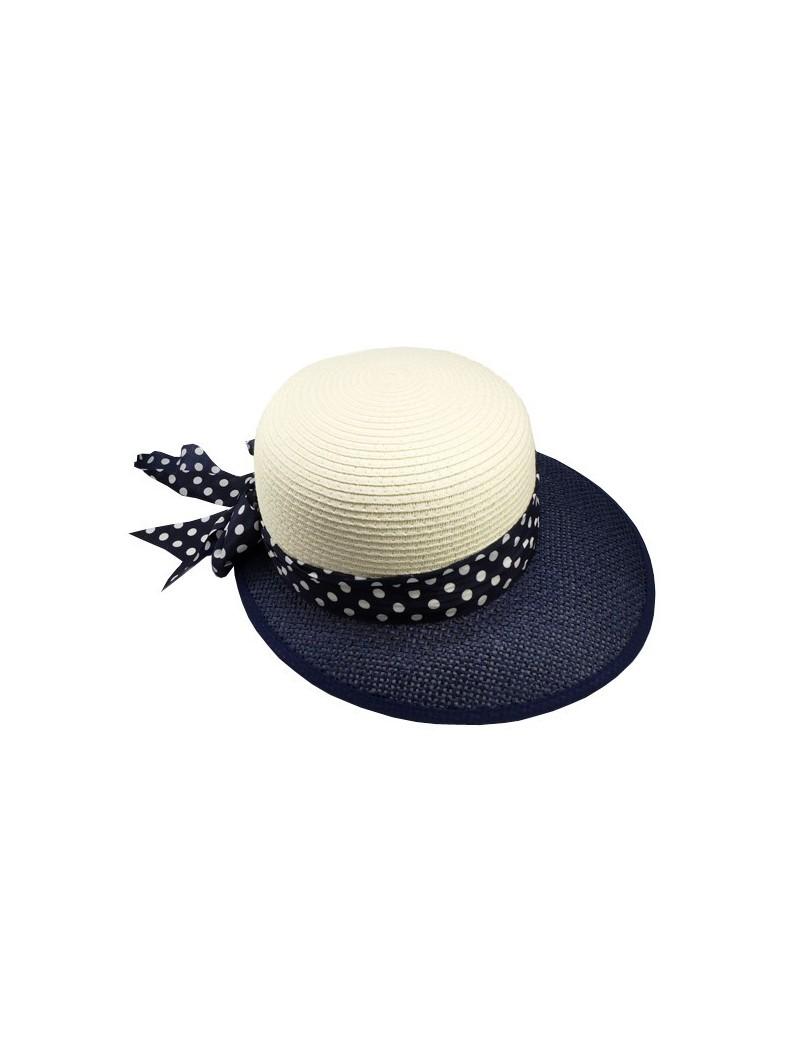 Chapeau d'été en paille...