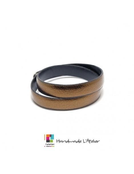 Présentoir à bijoux mini paravent en métal noir