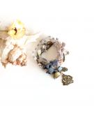 Bracelet en pvc coloré